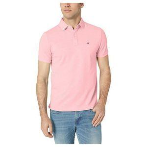 Tommy Hilfiger Mens Polo Shirt  Short Sleeves m